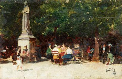 André DEVAMBEZ (Paris 1867 - Paris 1943)