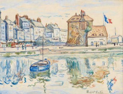 Henri de SAINT DELIS (Hesdin 1878 - Honfleur 1949)