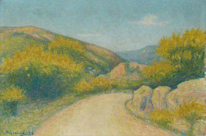 Achille LAUGE (Arzens 1861 - Cailhau 1944)