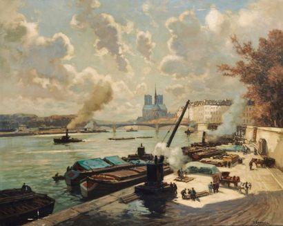 Henri BARNOIN (Paris 1882 - 1935)