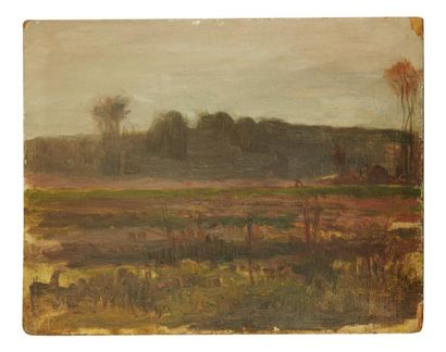 Raoul DUFY (Le Havre 1877- Forcalquier 1953)