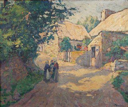 Paul MADELINE (Paris 1863 - 1920)