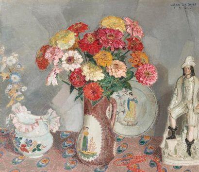 Leon de SMET (Gand 1881 - Deurle 1966)