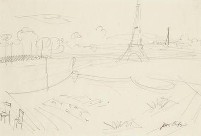 Jean DUFY (Havre 1888- Boussay 1964)