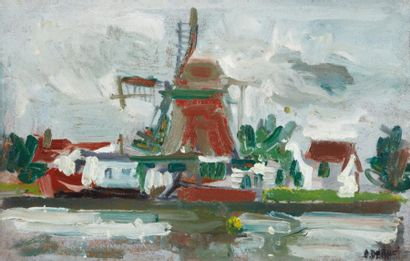 Olivier DEBRE (Paris 1920-1999)