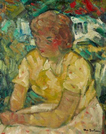 Abel BERTRAM (Saint Omer 1871-Paris 1954)