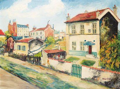 Elisée MACLET (Lyons en Santerre 1881-Paris 1962)
