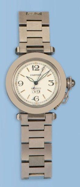 Bracelet montre en acier de marque