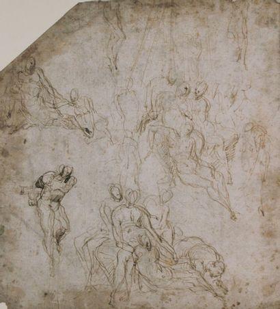 Ecole vénitienne du XVIe siècle, entourage de Véronèse