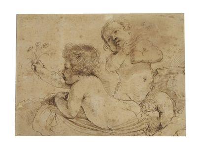 Giovanni Francesco BARBIERI dit le GUERCHIN (Cento 1591 - Bologne 1666)