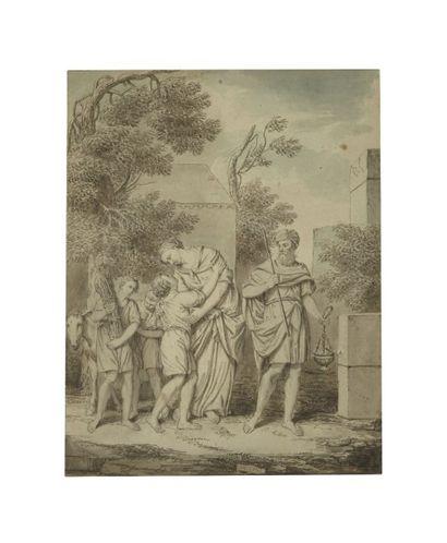 Louis Fabricius DUBOURG (1693 - 1775)