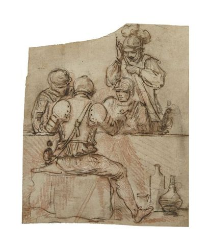 Hubert ROBERT (Paris 1733-1808)