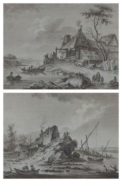 Franz Edmund WEIROTTER (1733 - 1771)