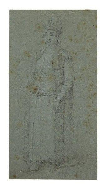 Attribué à Jean-Baptiste LEPRINCE (Metz 1734 - Saint-Denis-du-Port 1781)