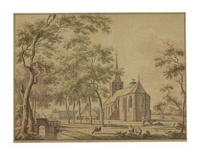 Jan BULTHUIS (Groningen 1750 - Amsterdam 1801)