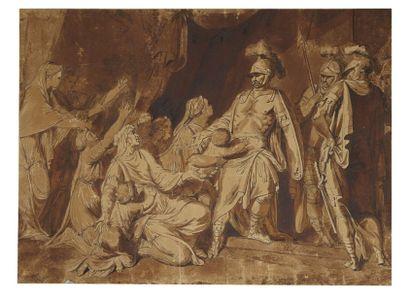 Philippe Louis PARIZEAU (Paris 1740-1801)