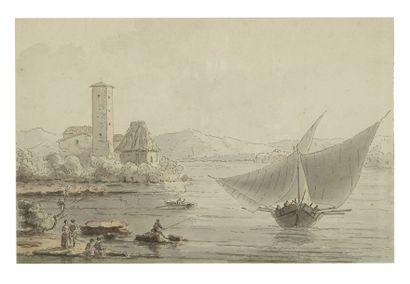 Claude-Louis CHATELET (Paris 1753-1794)