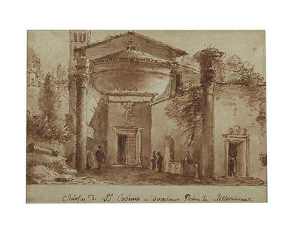 Attribué à Nicolas MONSIAUX (Paris 1754- 1837)