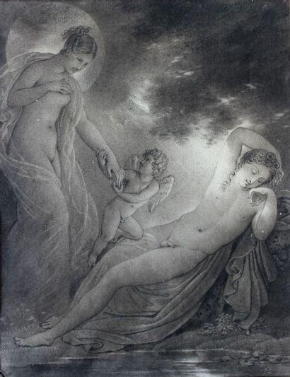 Anne-Louis GIRODET TRIOSON (1767 - 1824)