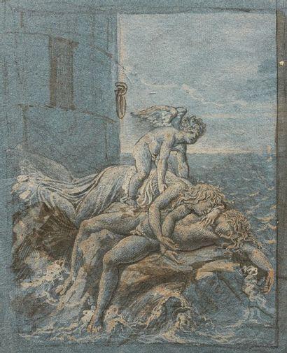 ANNE-LOUIS GIRODET DE ROUCY dit GIRODET-TRIOSON (Montargis 1767 - Paris 1824)