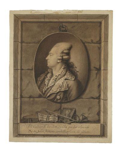 LEGRAND (Actif en France vers 1780)