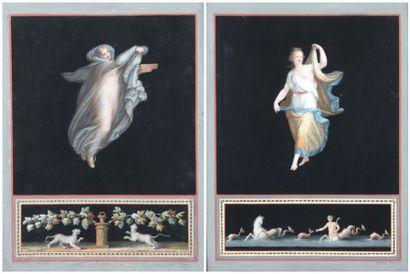 Atelier de Michelangelo MAESTRI ( ? - 1812)