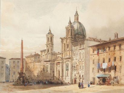 Oscar GUE (1809 - 1877)