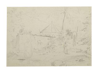 Camille PISSARRO (Saint-Thomas 1830 - Paris 1903)