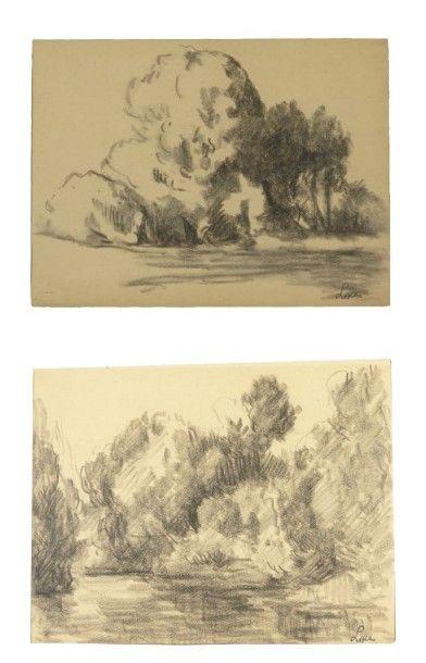 Maximilien LUCE (Paris 1858-1941)