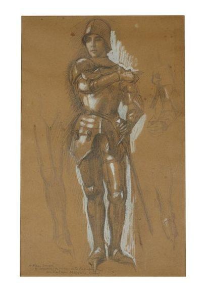 Maurice DENIS (Granville 1870 - Paris 1943)