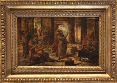 Attribué à Alejo FERNANDEZ (Vers 1470 – 1545)
