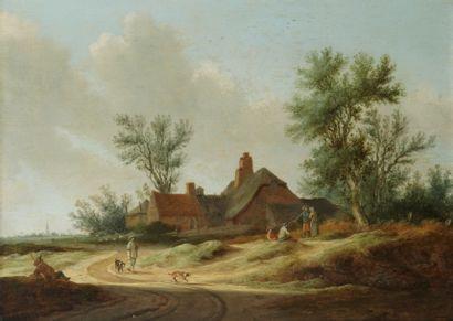 Pieter de NEYN (Leyde 1597 - 1639)