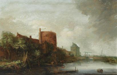Cornelis Simonsz. van der SCHALKE (Haarlem 1611 - 1671)