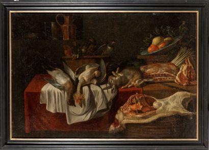 Pieter van BOUCLE (Anvers 1610 - Paris 1673)