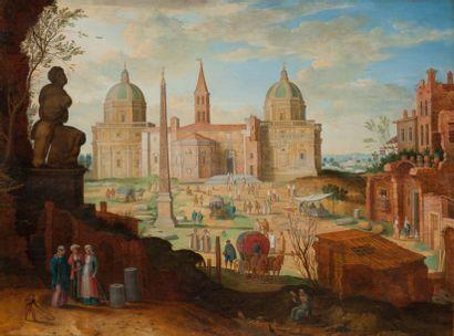 Guilliam van NIEULANDT (Anvers 1584 - 1635)