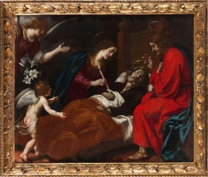 Jacopo VIGNALI (Pratovecchio 1592 – Florence 1664)