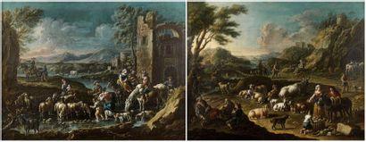 Cajetan ROOS (Rome 1690 – Vienne 1770)