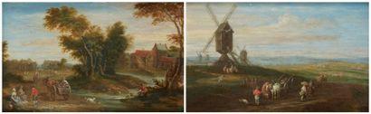 Attribué à Jan Peeter van BREDAEL (1654 – 1745)