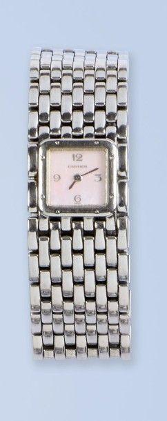 Bracelet pour femme en acier de marque CARTIER,...