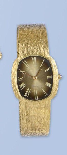 Bracelet montre pour Homme, de Marque AUDEMARD-PIGUET...