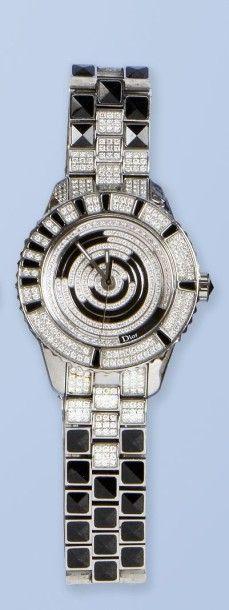 Bracelet montre pour femme, en Acier de Marque...