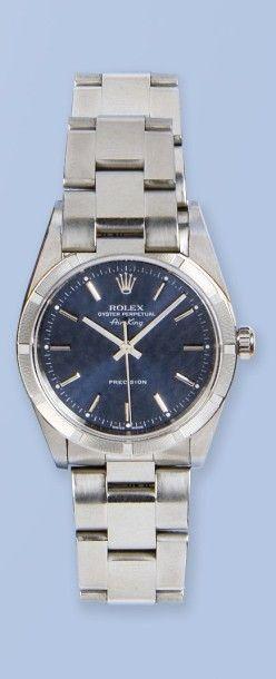 Bracelet montre pour Homme en acier de marque...