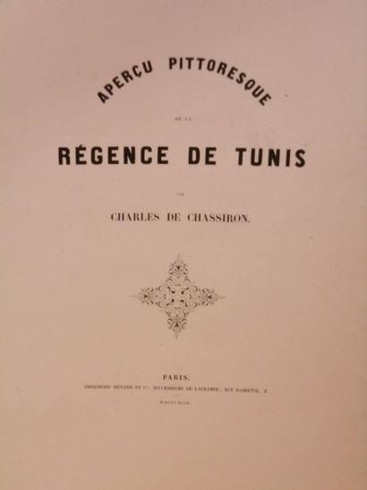 CHASSIRON (Charles de)