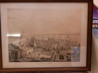 Gravure - OTTH (Adolphe). Lithographie