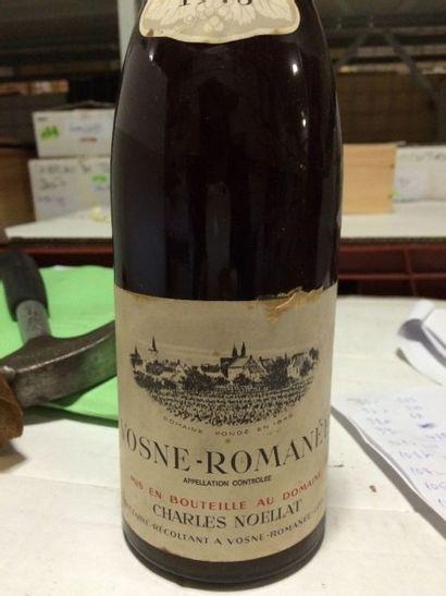 1 Bouteille VOSNE-ROMANEE C. Noëllat 197...