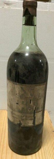 1 Magnum CH. HAUT-BRION, 1° cru Pessac-Léognan...