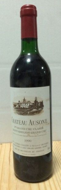 1 Bouteille CH. AUSONE, 1° Grand Cru St-Emilion...