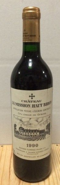 1 Bouteille CH. LA MISSION-HAUT-BRION, Pessac-Léognan...