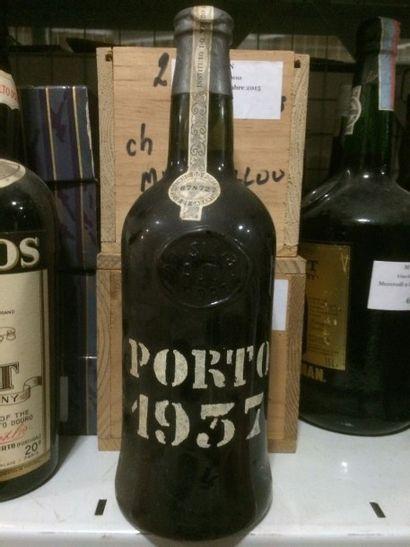 1 Bouteille PORTO Da Silva 1937