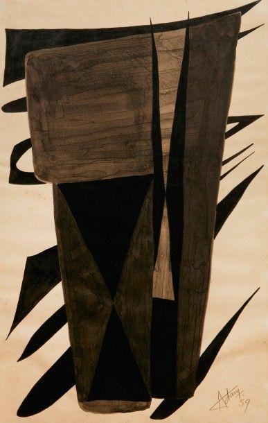 Henri-Georges Adam (1904-1967)